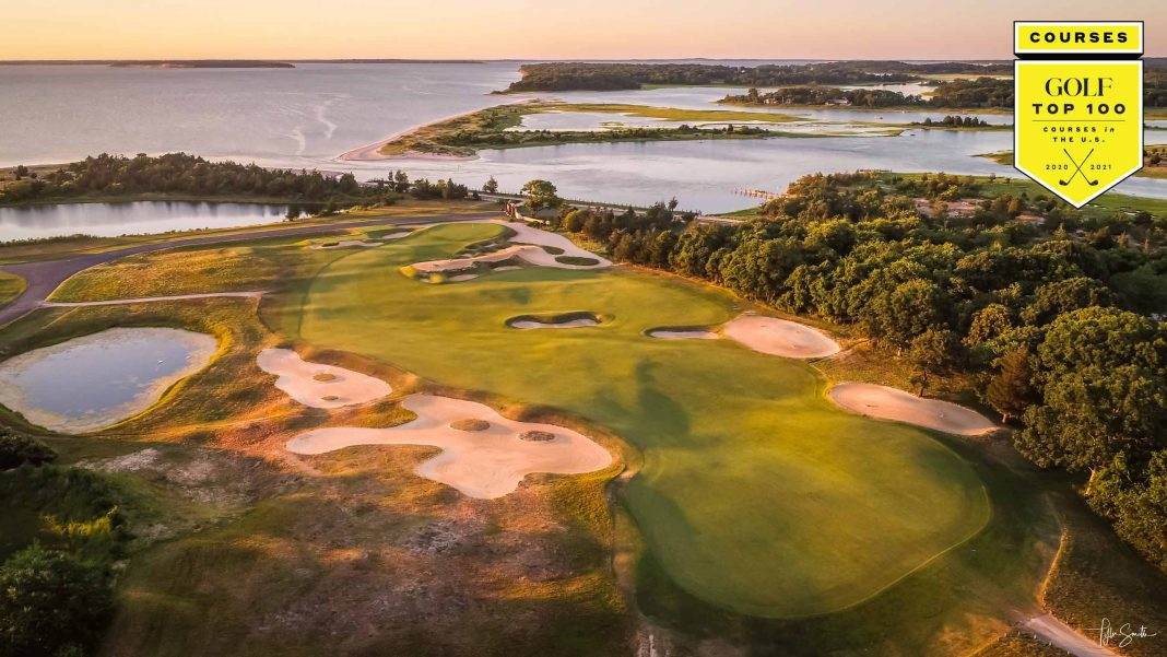 What our latest Top 100 Courses in the U.S. list reveals about the state of course design
