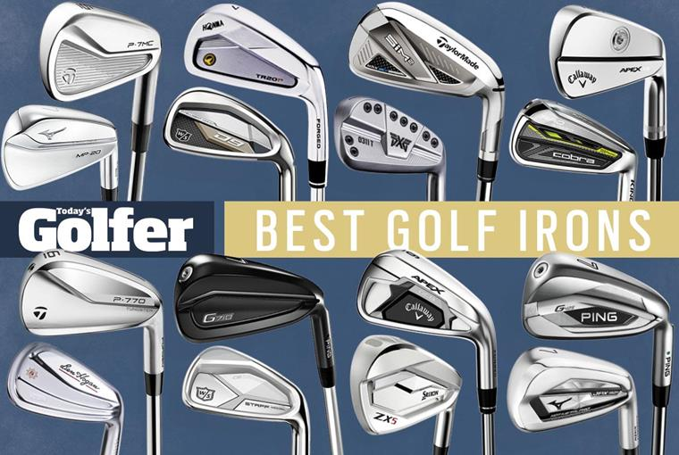 The Best Golf Irons Of 2022